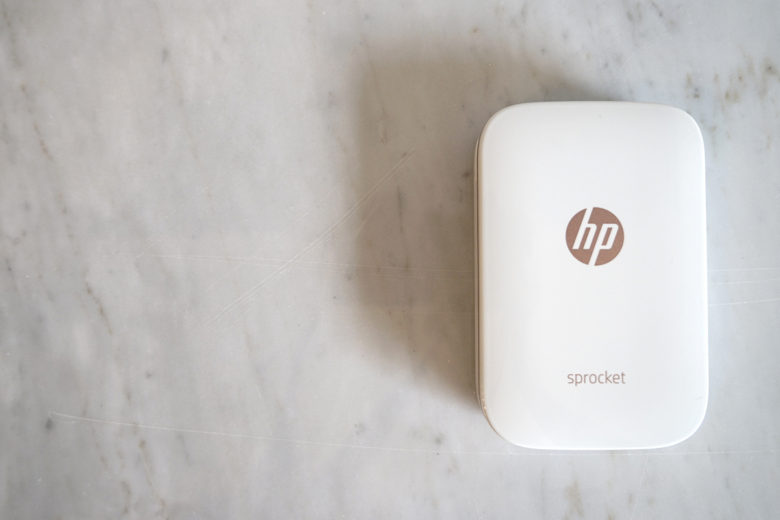 Instant Photo Printers: HP Sprocket