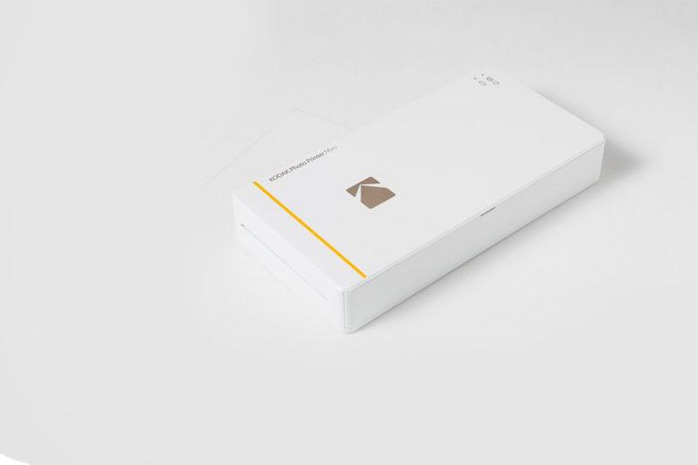 Instant Photo Printers: Kodak Mini Mobile