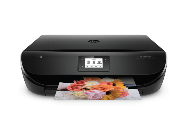 HP Envy 4520 all-in-one printers