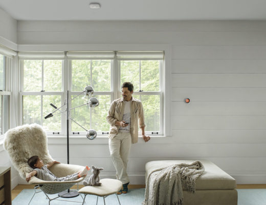 energy efficient home: Nest Learning Thermostat