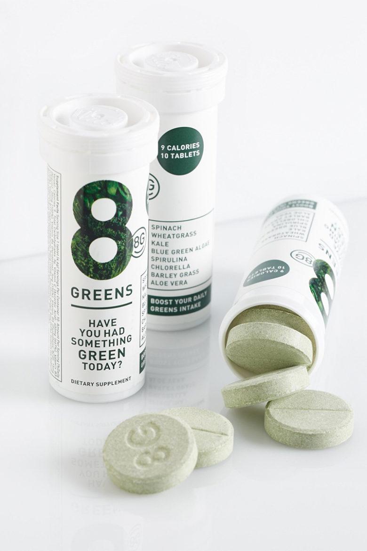 Supplements: Green powder