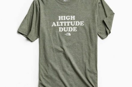 High Altitude Dude Mens T-Shirt