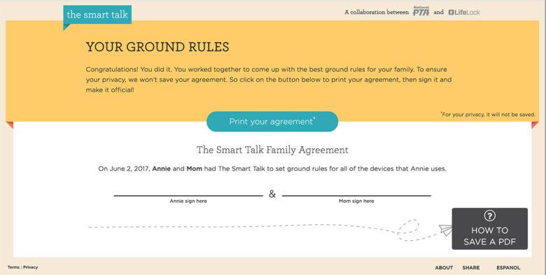 The Smart Talk: Online Safety for Kids