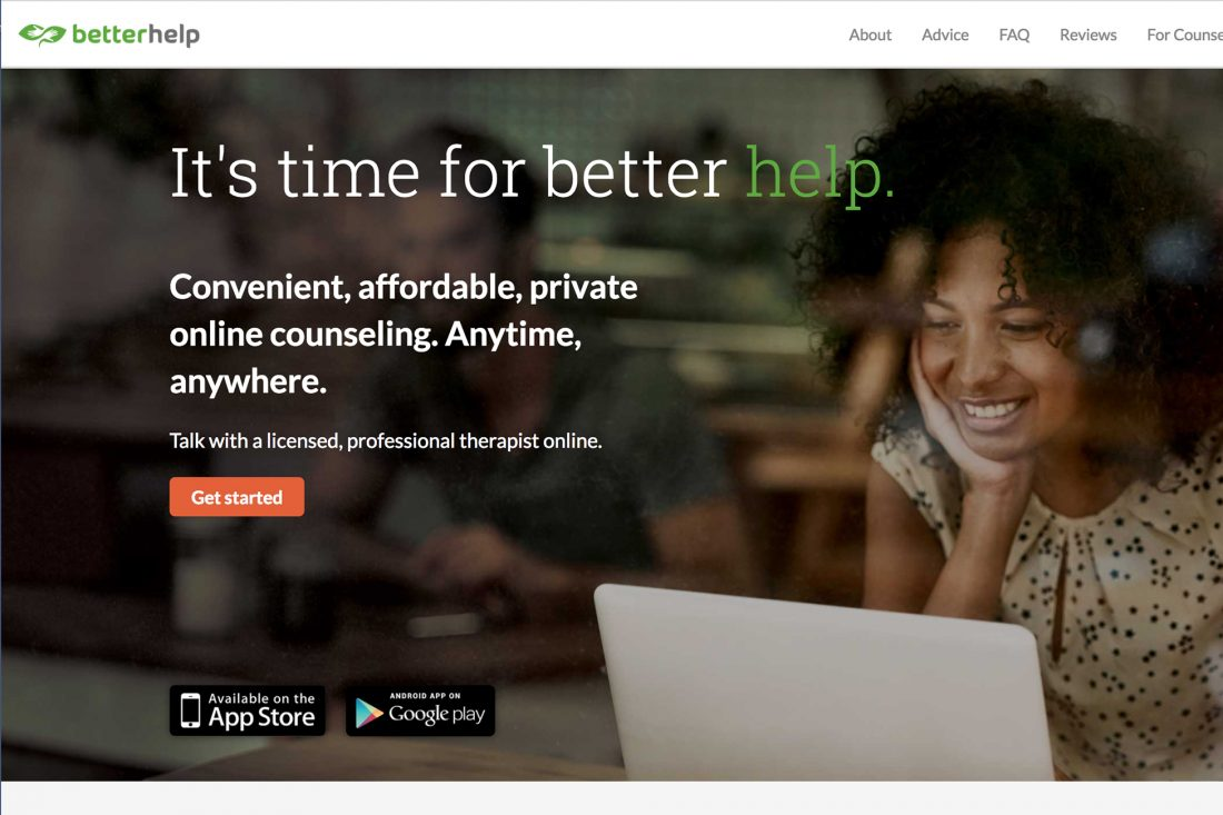 Betterhelp: Therapy App