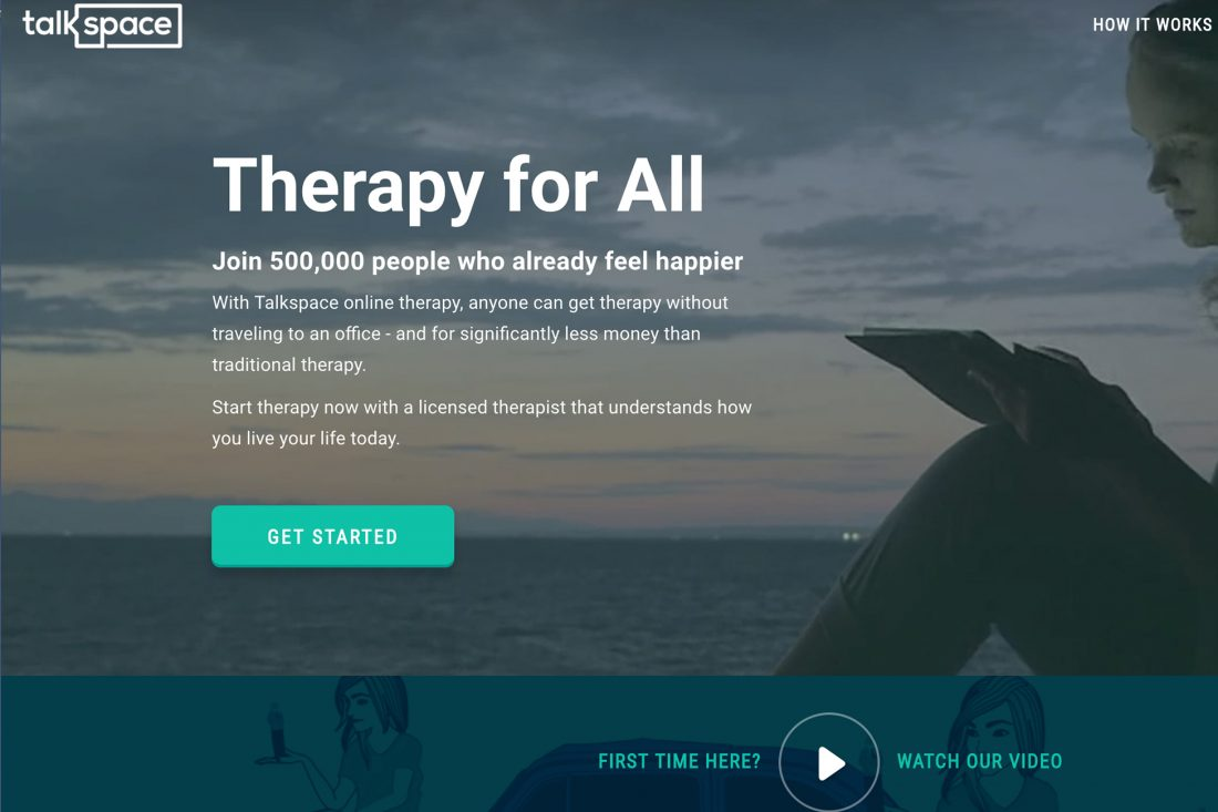 Talkspace: Therapy App