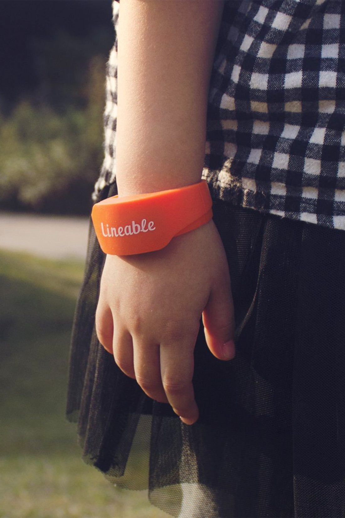 Best wearables for kids: Lineable