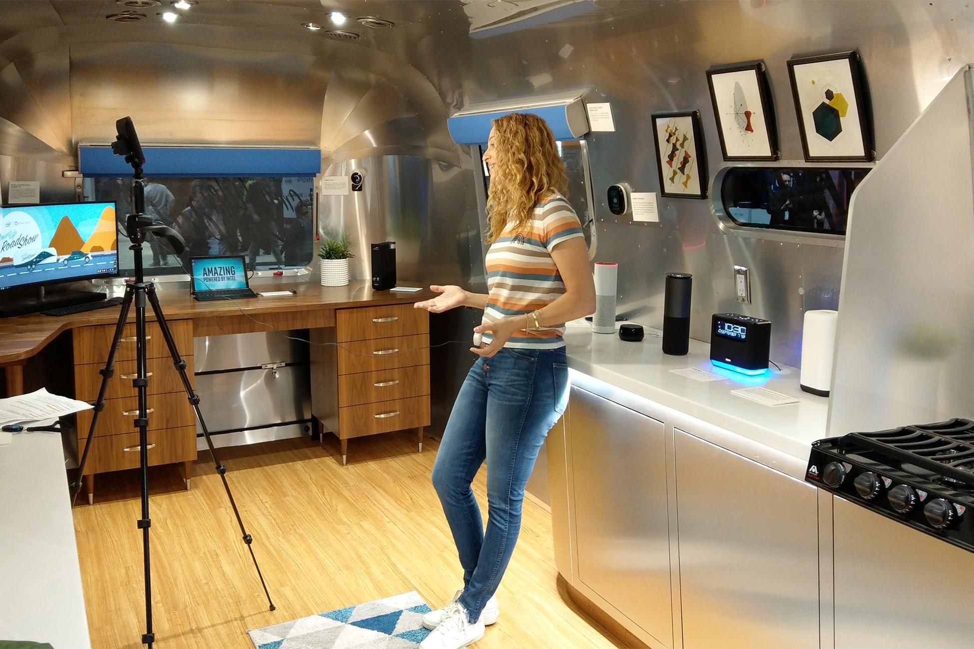 smart home: Intel and Amazon Smart Life Roadshow