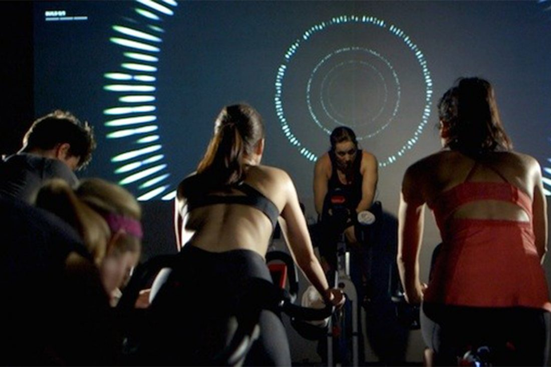 Equinox The Persuit: Spin Class