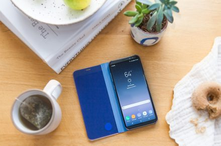 Samsung Galaxy S8+ and Samsung Studio Pop-Up Experience