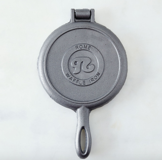 Rome Industries Waffle Iron