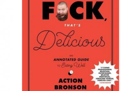 F*ck, That's Delicious Cookbook