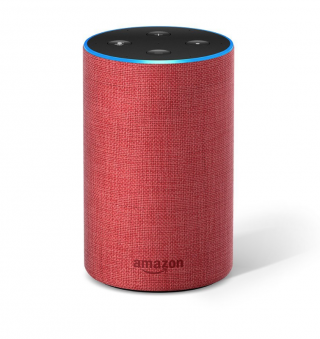 RED Amazon Echo