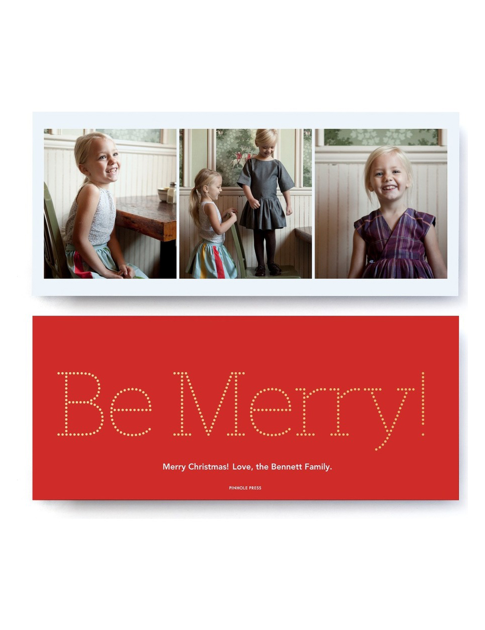 Pinhole Press: Holiday Cards