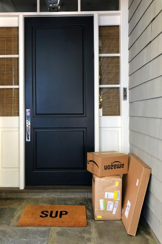 Skybell Video Doorbell: Package Theft
