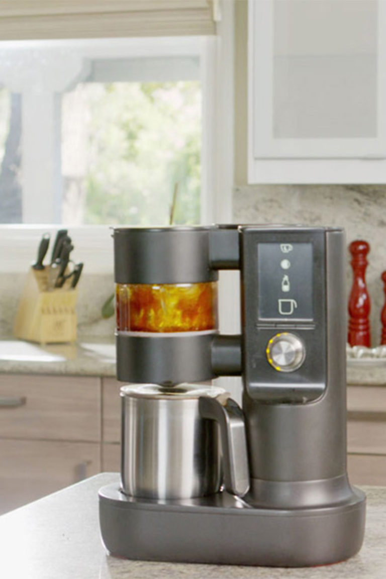 smart kitchen gadgets: Brew Chime Chai Tea