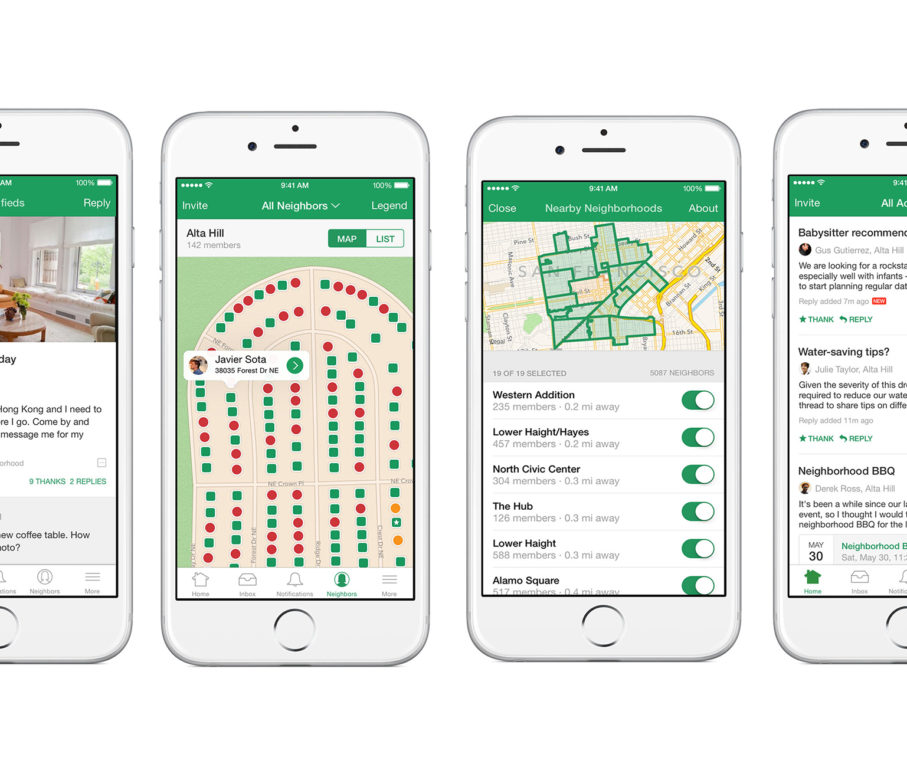 Nextdoor App: Neighborhood App