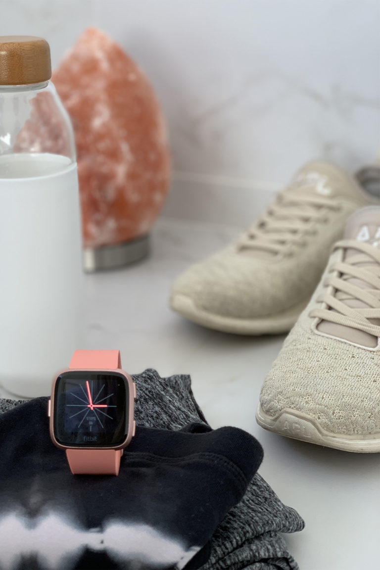 Fitbit Versa: Holiday Gifts for my Family from Walmart