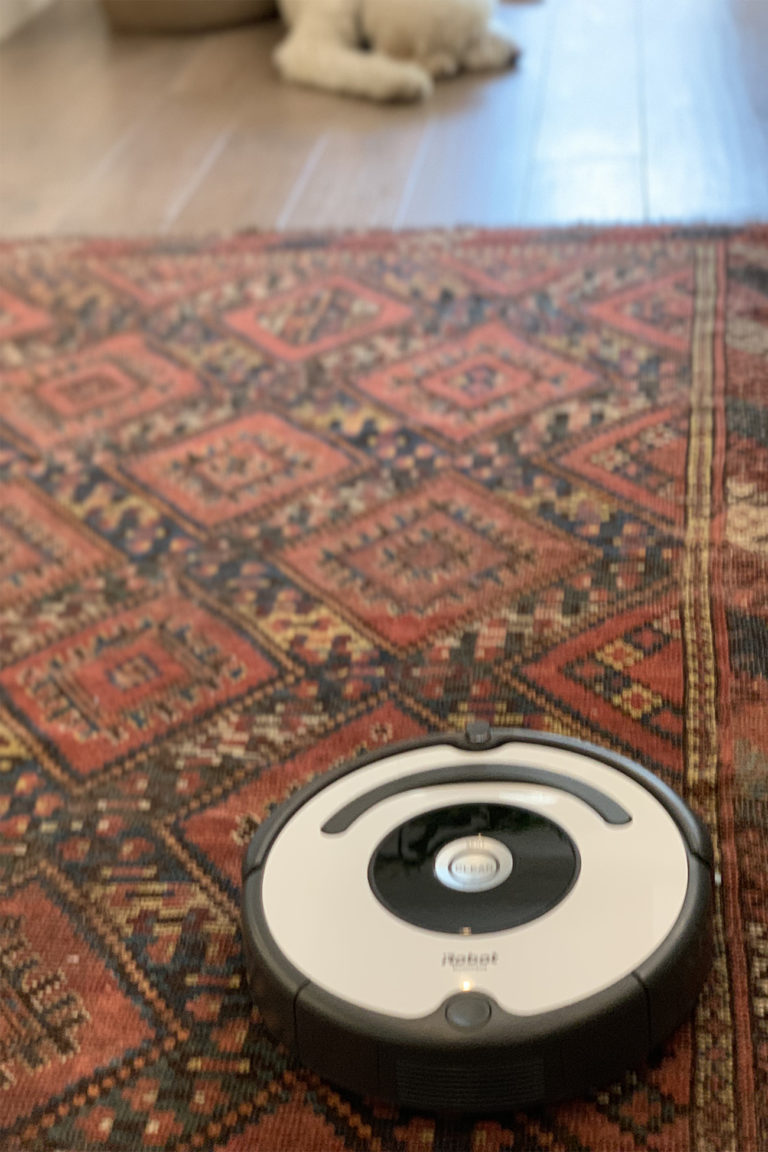 Roomba: Holiday Gifts for my Family from Walmart