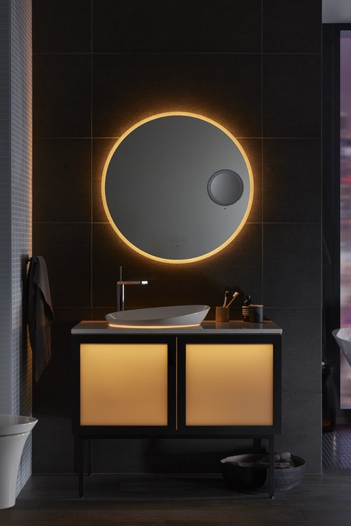 Veil Collection Mirror Kohler