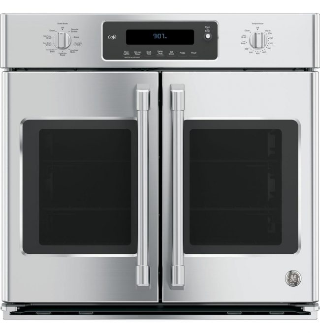 ge cafe series smart oven