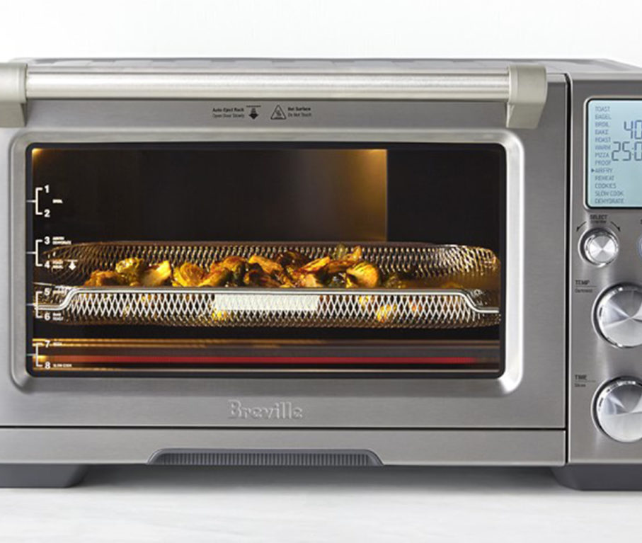 breville smart oven air with convection: smart ovens