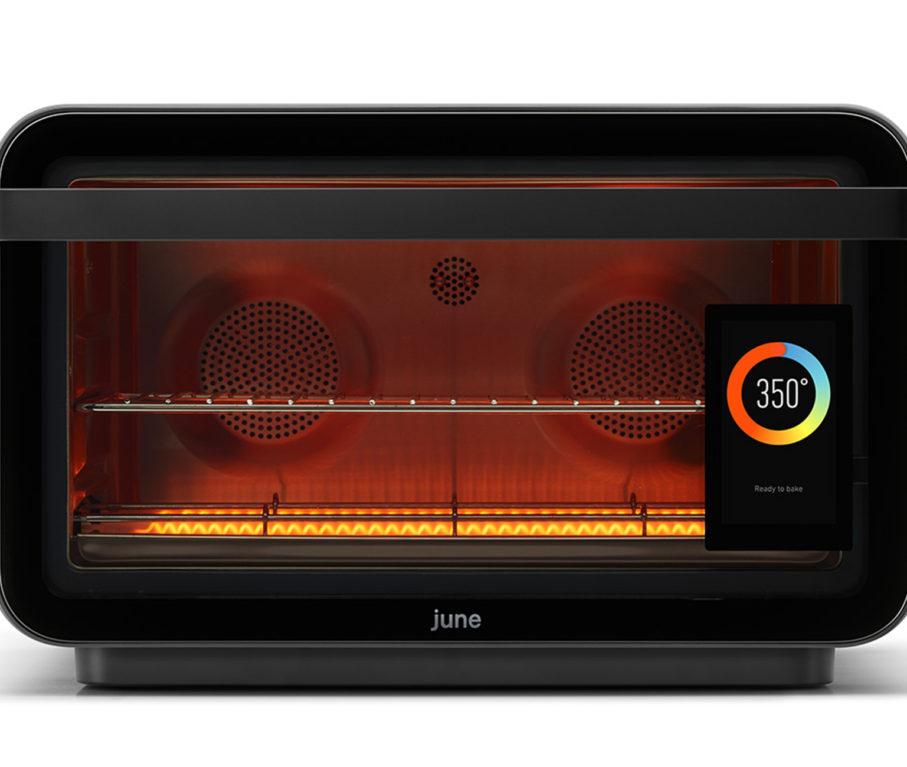 Smart ovens: June Oven