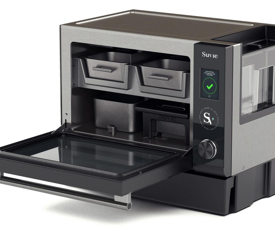 Smart ovens: Suvie
