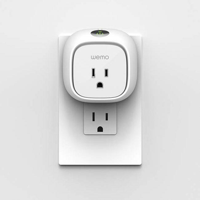 Smart Plugs: Belkin Wemo insight Smart Plug, smart plugs