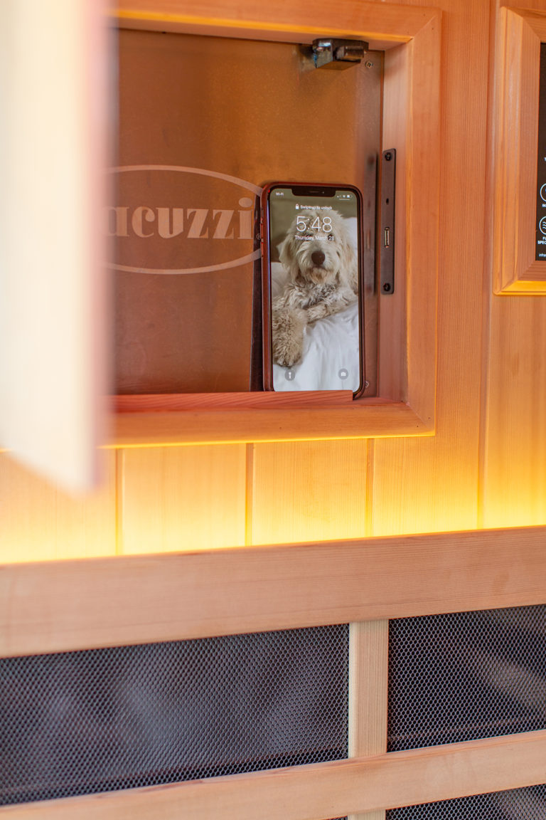 Infrared Saunas: Clearlight infrared sauna by Jacuzzi