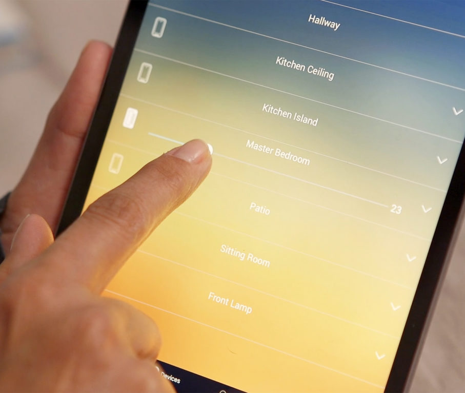 Legrand Radiant Lighting System: Smart lighting / Legrand smart lights app