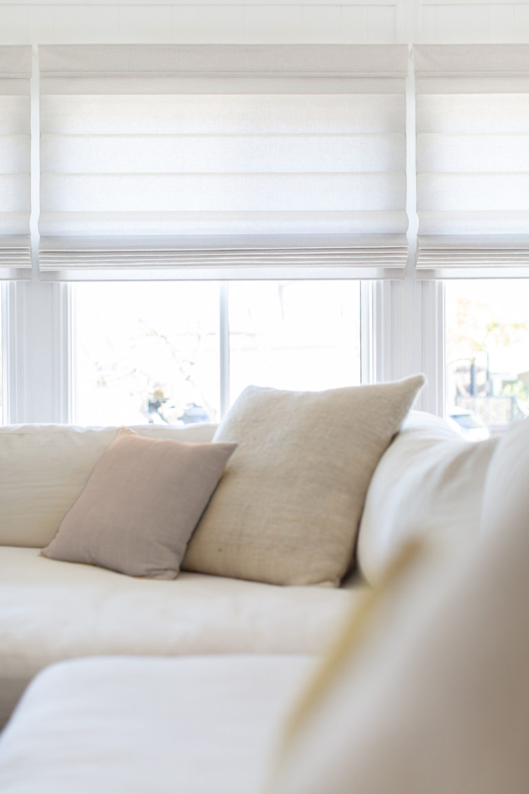 smart window shades: Somfy