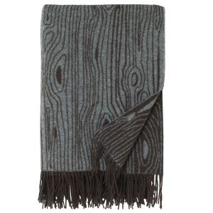 Donna Wilson Wooly Wood Large Throw