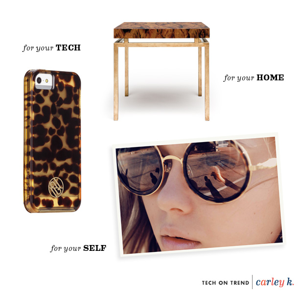 Tech on Trend: Tortoise Shell