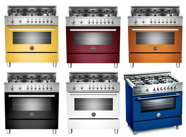 She comes in colors: Appliances