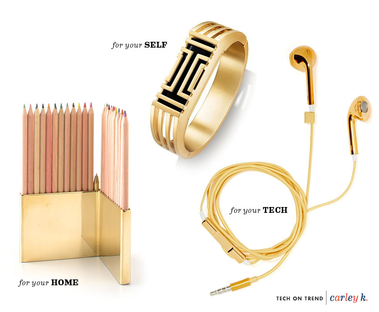 Tech on Trend: Brass