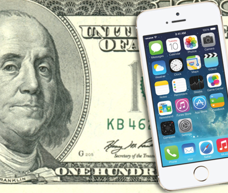 Get cash for your old phone