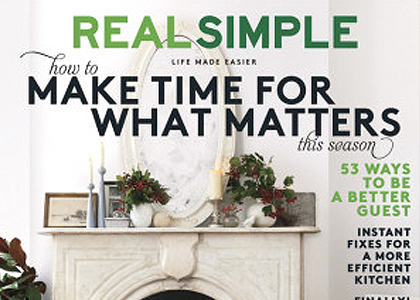 Real Simple: Smart Kitchen