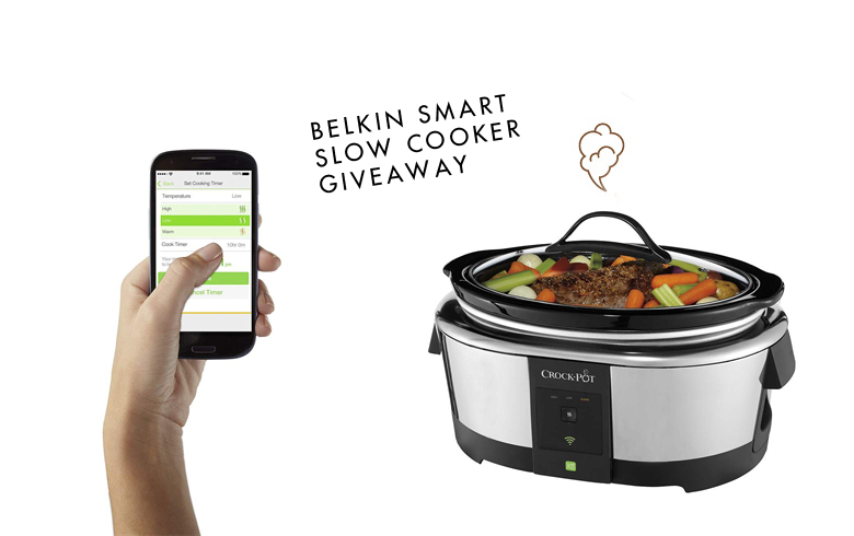 Belkin smart slow cooker