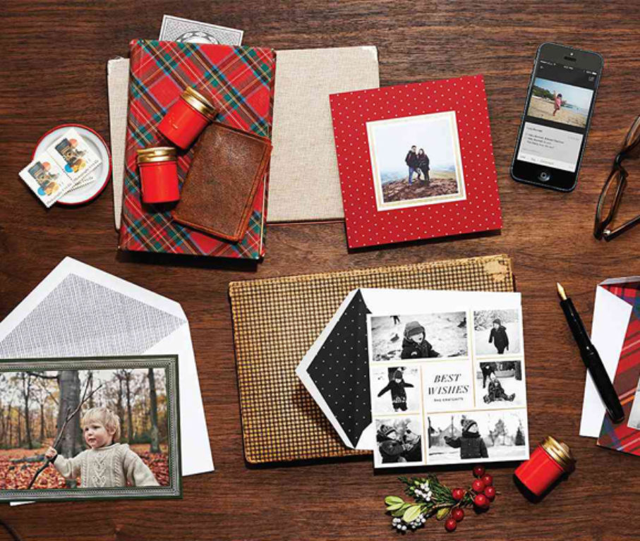 holiday Cards—paperless post