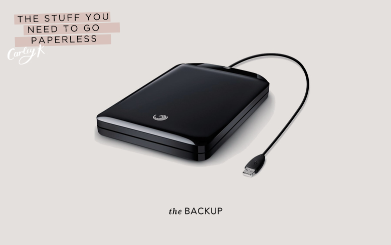 Paperless: Backup