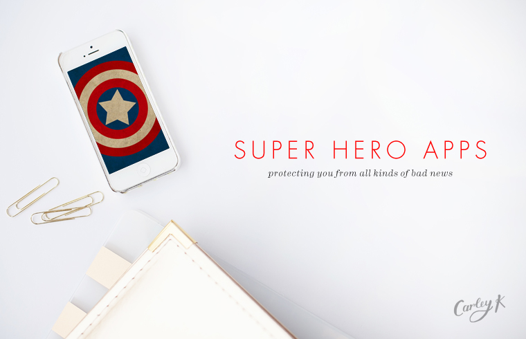 Super Hero Apps