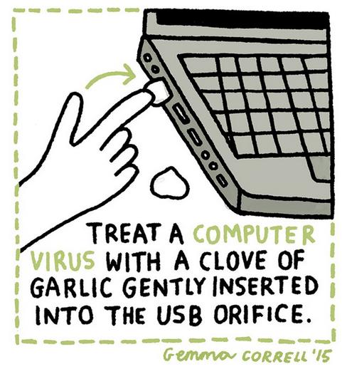 Electronic Folk Remedies