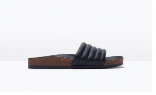 Zara Flat Slides