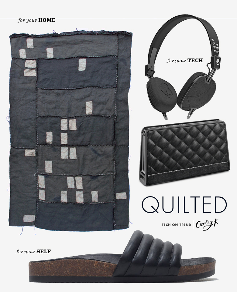 quilted trend
