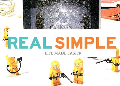 Real Simple: Carley Knobloch Press