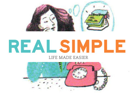 Real Simple: Carley Knobloch Press