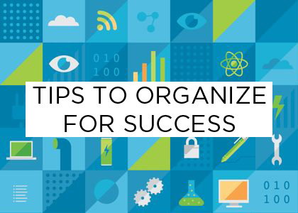 Organize for Success: Carley Knobloch Press