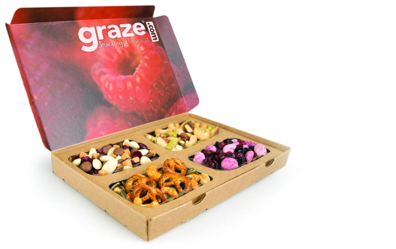 back to school: graze