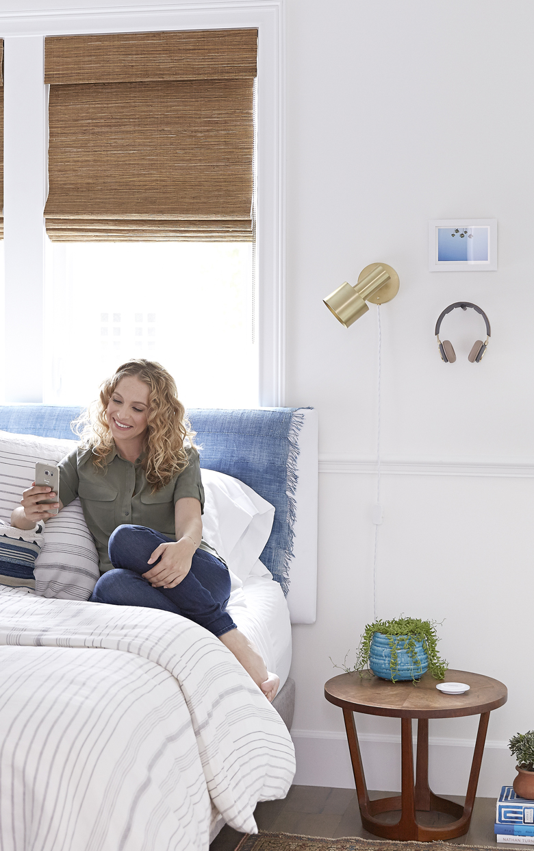 Reveal My High Tech Guest Room Carley K