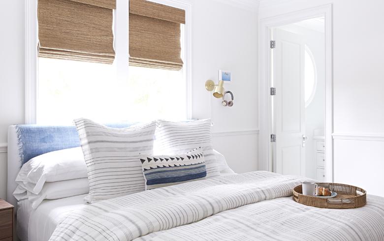 High Tech Guest Room: Choosing A Mattress & Pillows | Carley K.